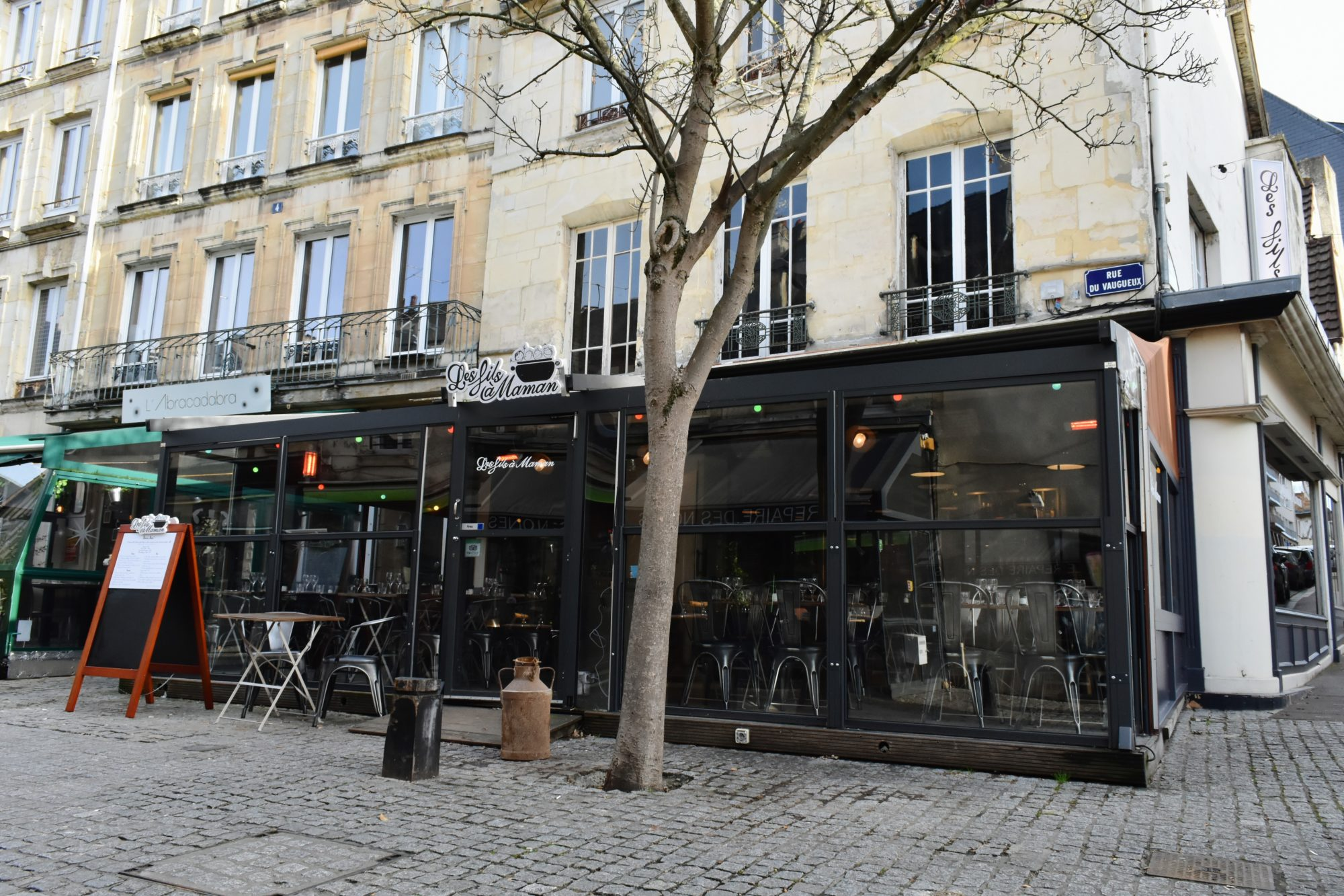 Photo de notre restaurant à Caen