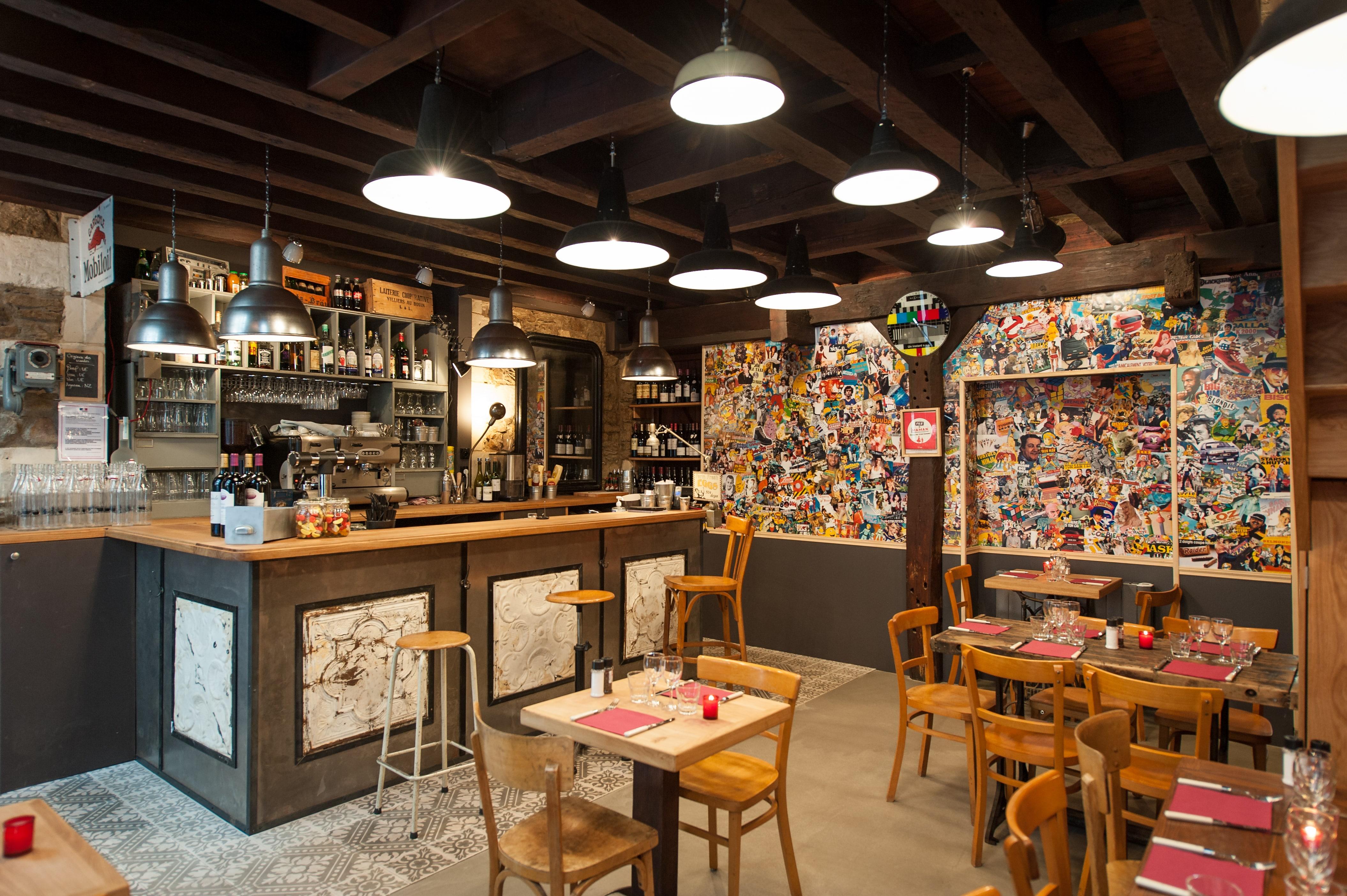 Photo de notre restaurant à Nantes Bouffay