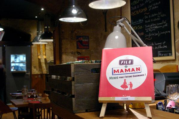 Photo de notre restaurant à Angers