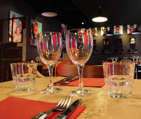 Photo de notre restaurant à Sète