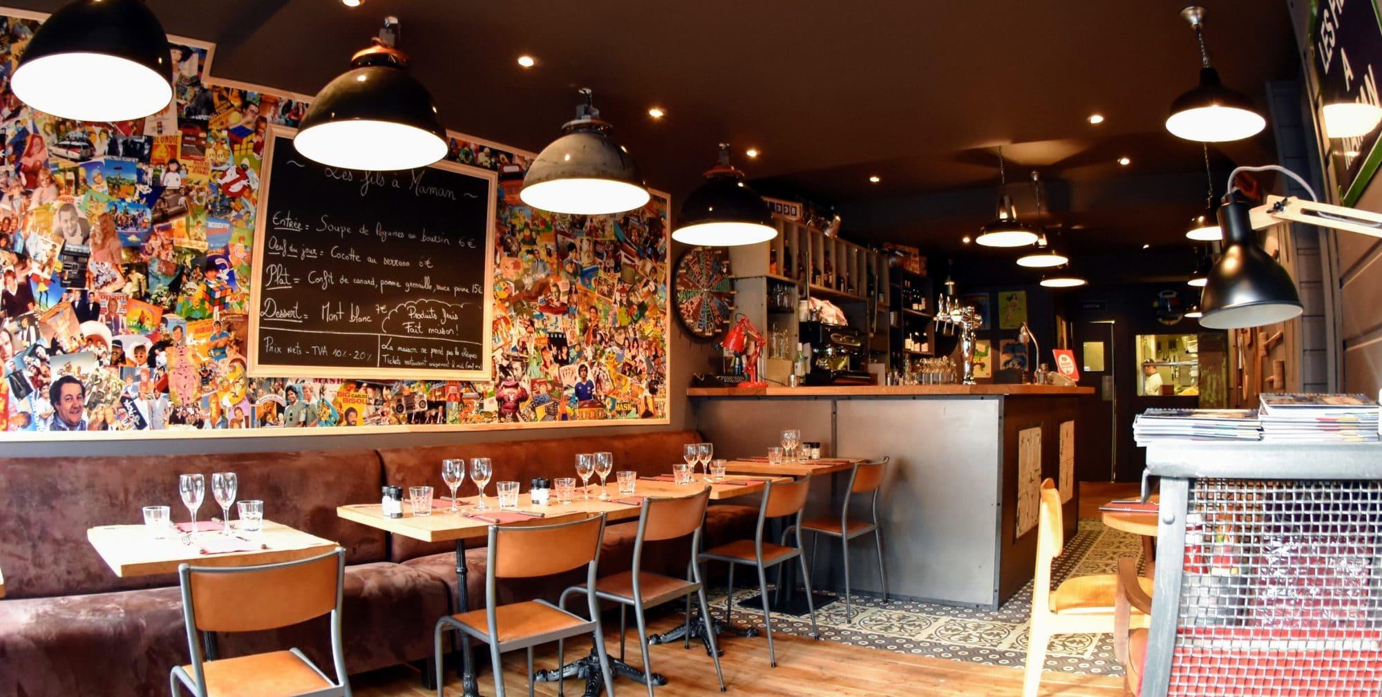 Photo de notre restaurant à Rennes