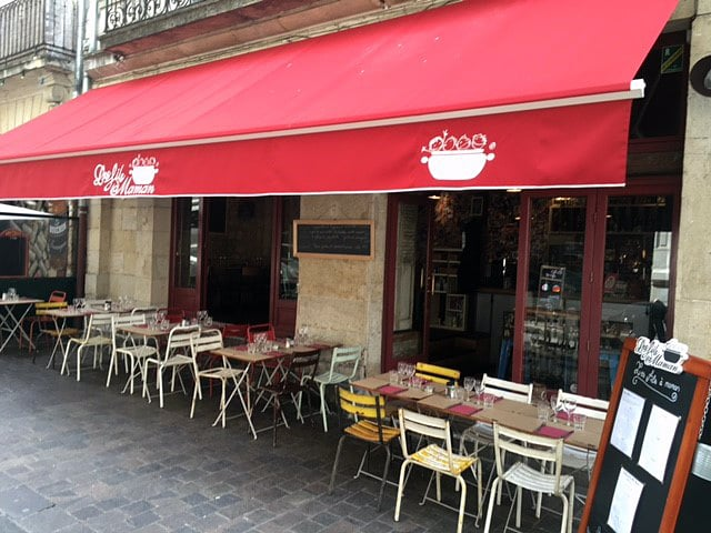 Photo de notre restaurant à Tours