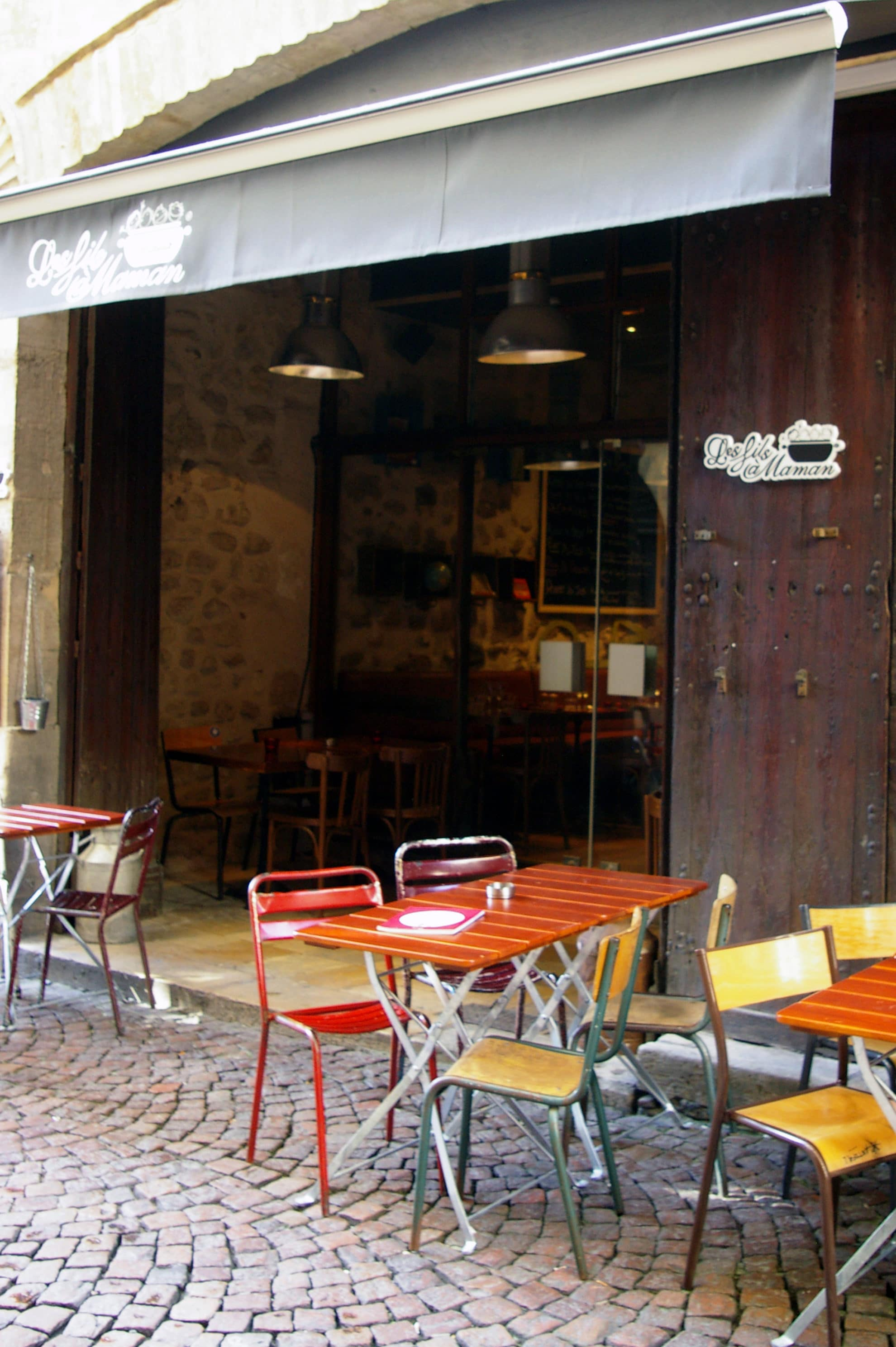 Photo de notre restaurant à Bordeaux