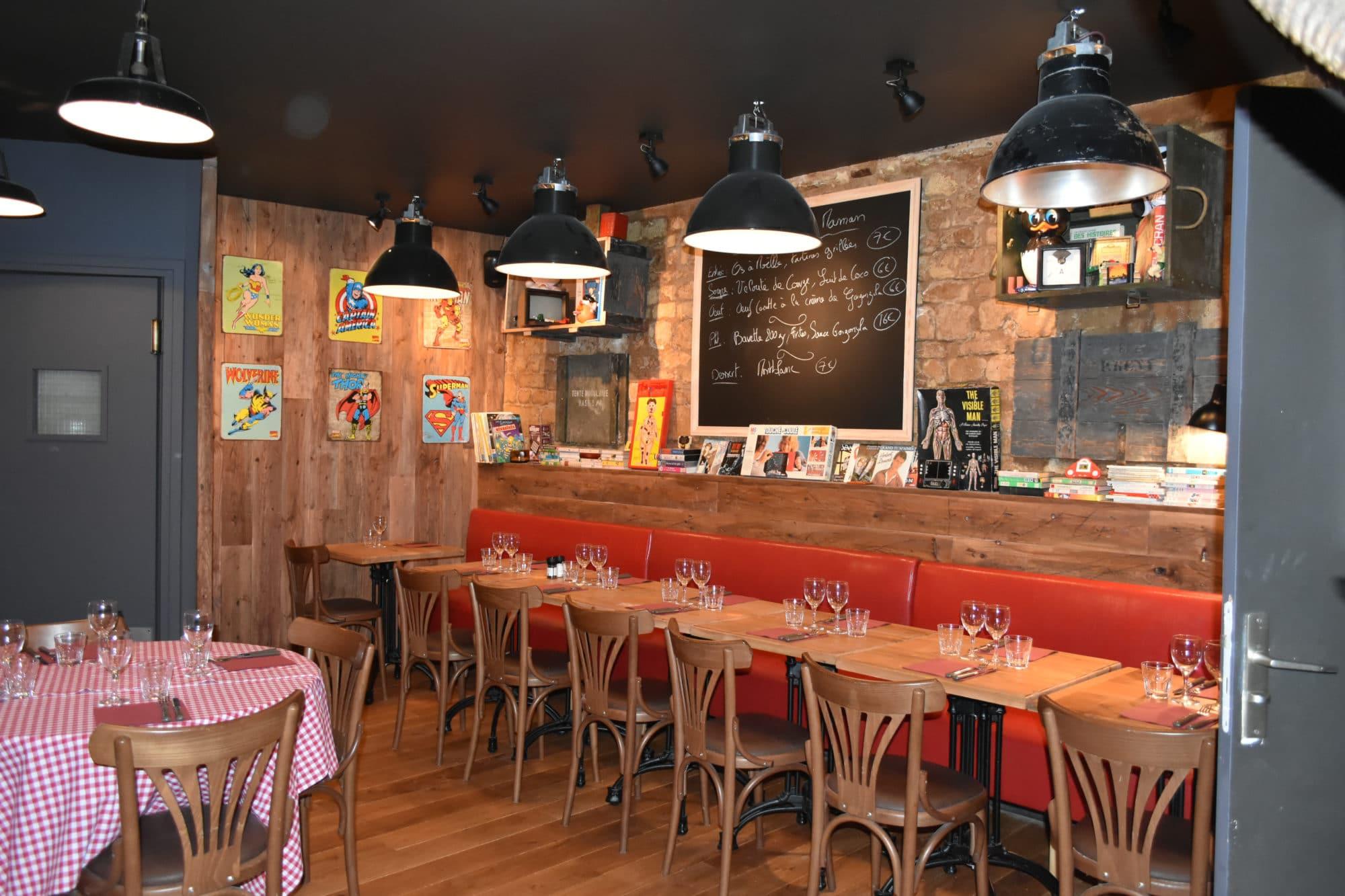 Photo de notre restaurant à Caen