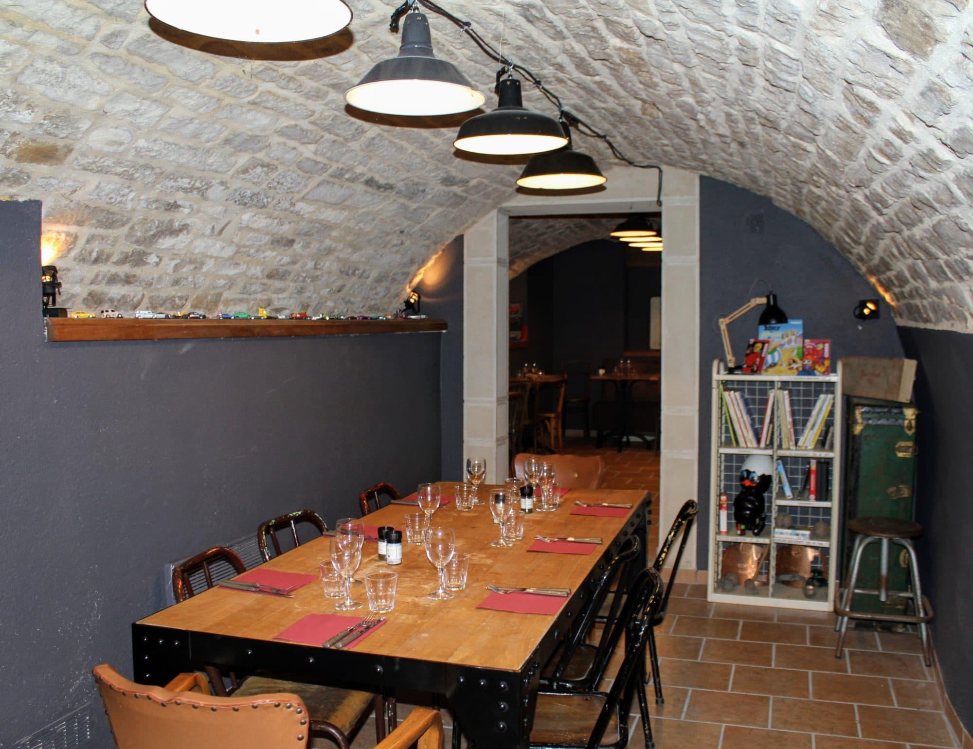 Photo de notre restaurant à Dijon