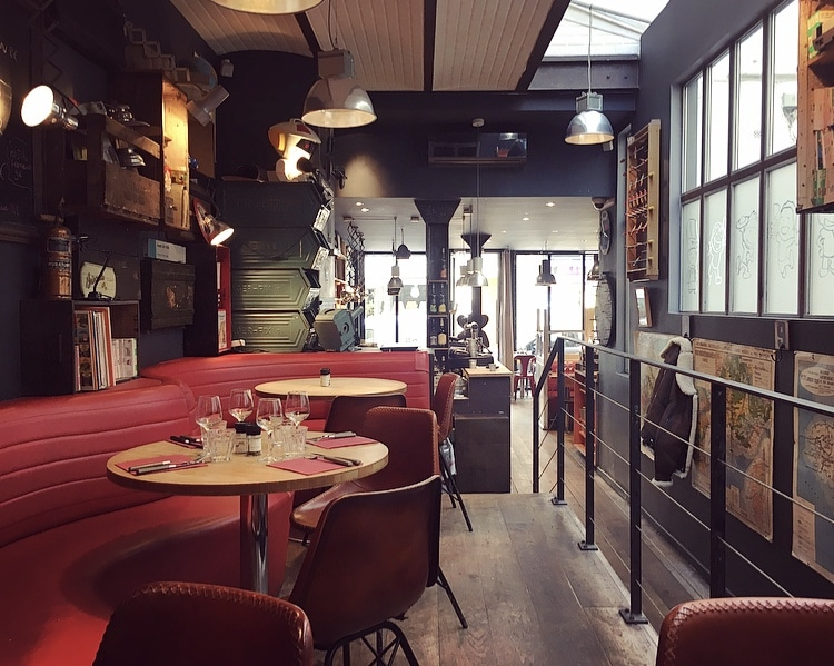 Photo de notre restaurant à Paris Batignolles