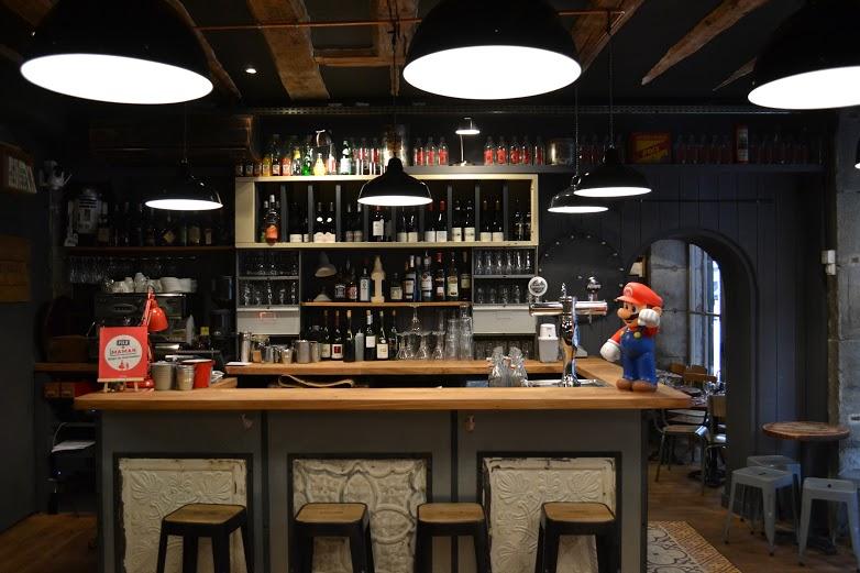 Photo de notre restaurant à Grenoble