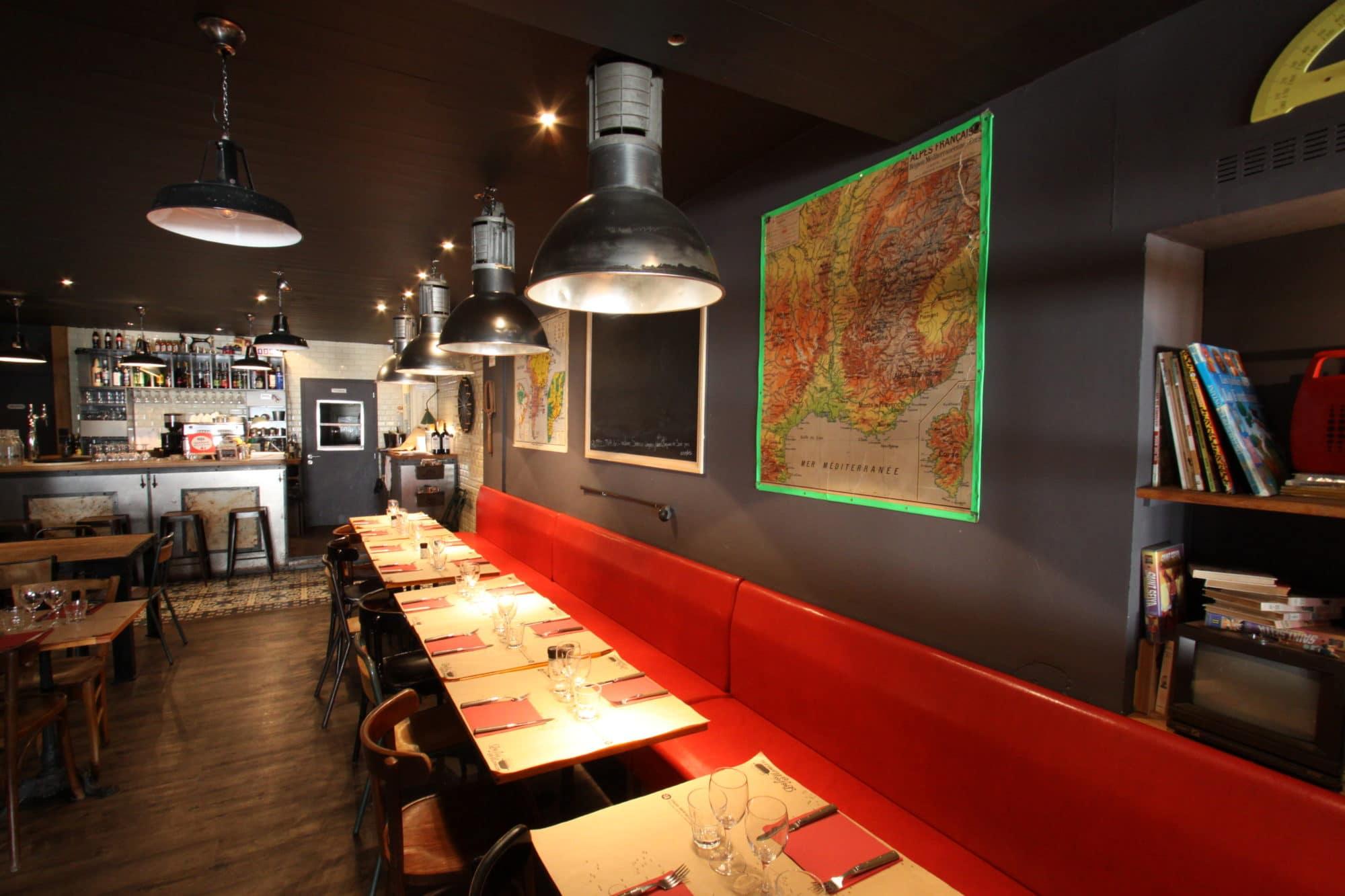 Photo de notre restaurant à La Rochelle