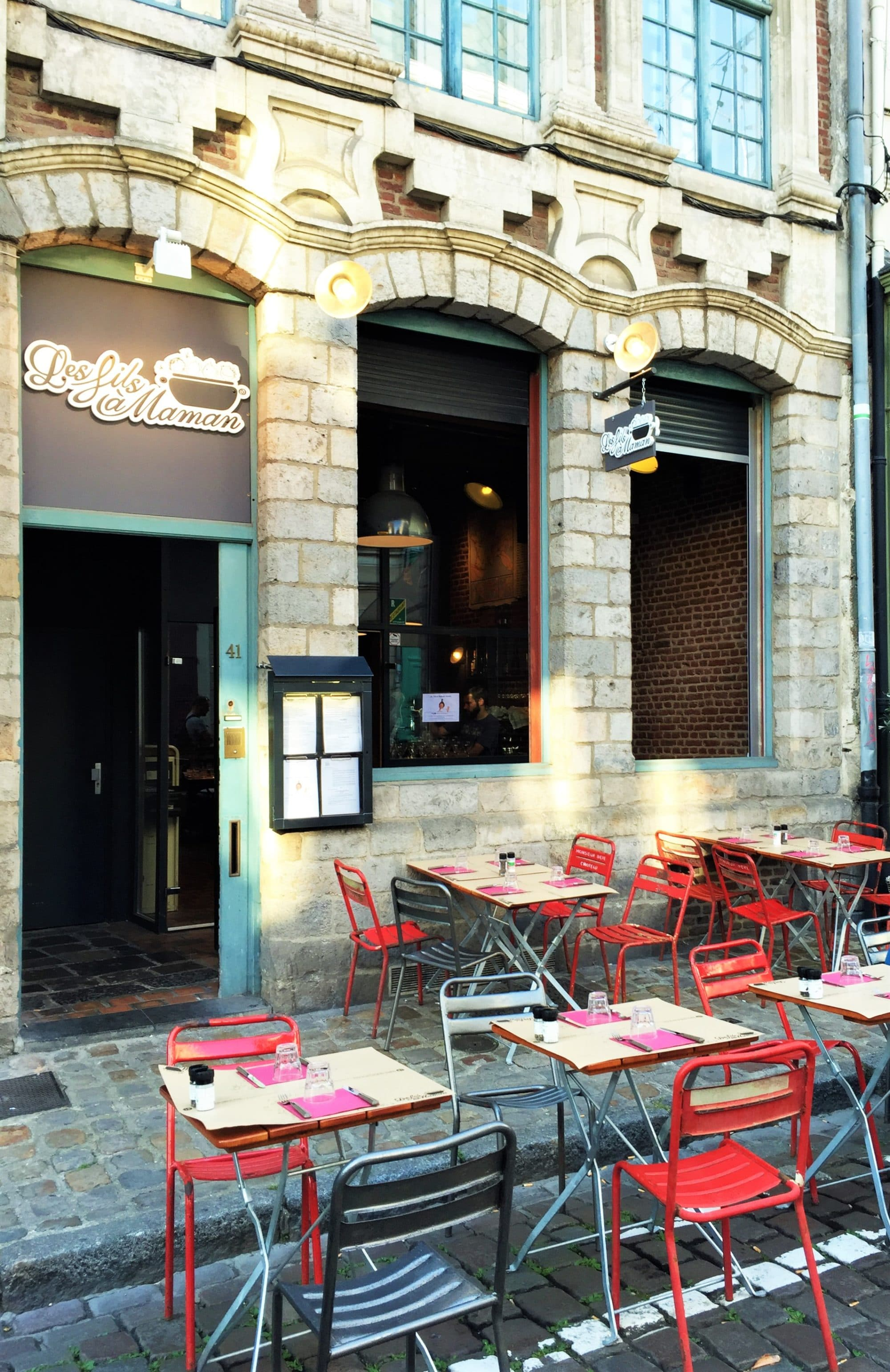 Photo de notre restaurant à Lille