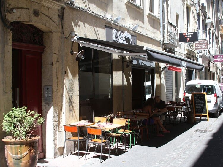 Photo de notre restaurant à Montpellier