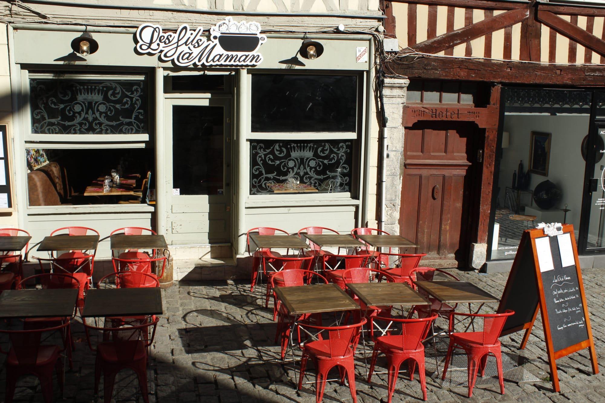 Photo de notre restaurant à Rouen