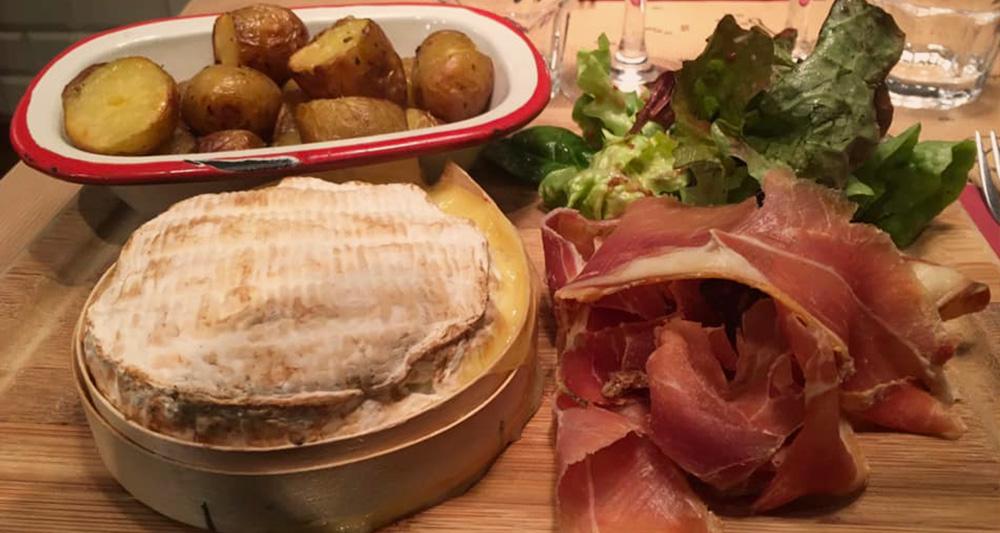 Présentation de la cuisine de notre restaurant à Paris Batignolles